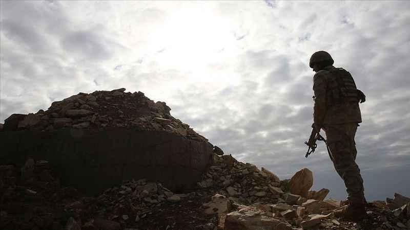 PKK/YPG'den kaçan 2 çocuk teslim oldu
