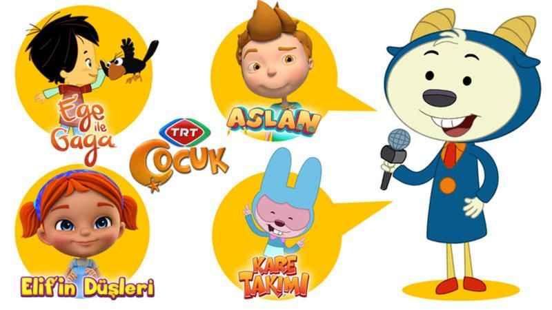 TRT Çocuk'ta bugün neler var? TRT Çocuk 27 Temmuz 2021 yayın akışı