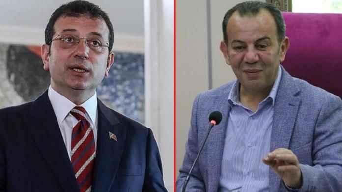İmamoğlu'ndan CHP'li Bolu Belediye Başkanı'na tepki: Kabul etmiyorum