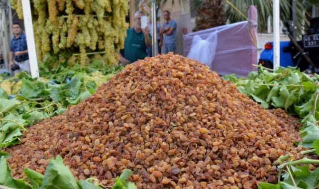Kuru üzüm fiyatı için üretici 14,50 lira istiyor!