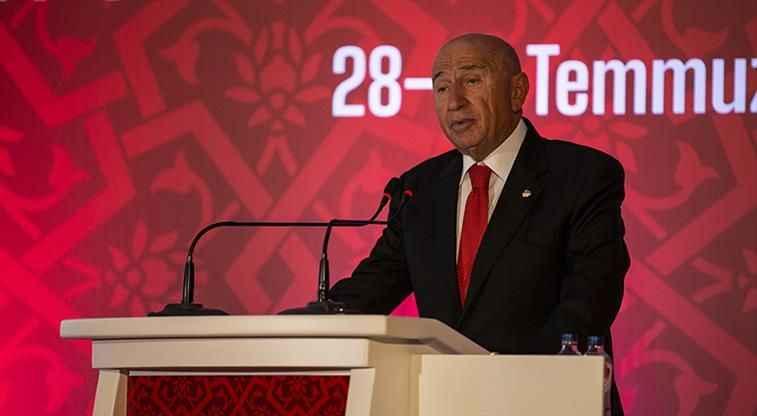 TFF yönetim kurulu ibra edildi: Özdemir'den çarpıcı açıklamalar