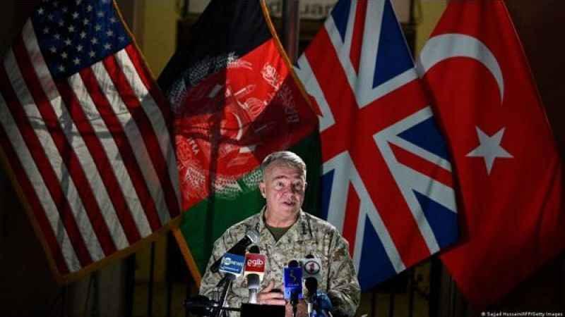 ABD'li generalden dikkat çeken fotoğraf! Türkiye çoktan yerini almış!