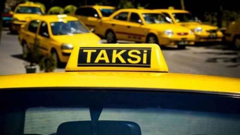 İBB'nin bin yeni taksi teklifi reddedildi!