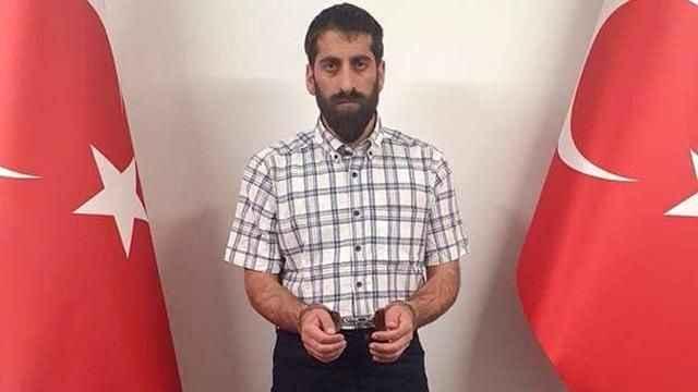 MİT, kırmızı bültenle aranan PKK'lı Cimşit Demir'i paketleyip getirdi