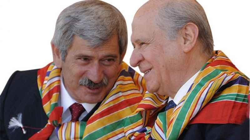 Devlet Bahçeli'nin eski sağ kolundan AK Parti'ye sert sözler