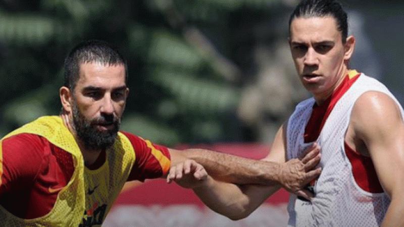 Galatasaray'da Taylan Antalyalı sevinci yaşanıyor