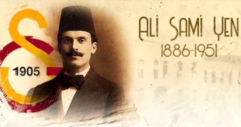 Galatasaray ve Milli Takımın kurucusu Ali Sami Yen kimdir?