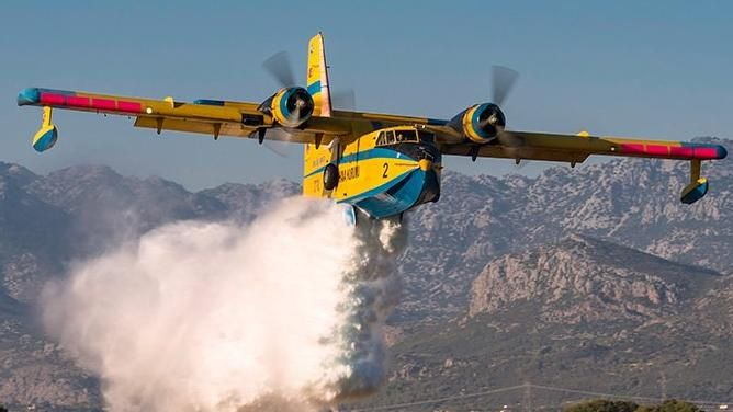 Herkes bunu merak ediyor: THK uçakları neden yangında kullanılmıyor?