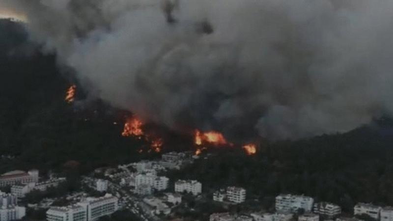 Savcılık Marmaris'teki orman yangını hakkında soruşturma başlatıldı