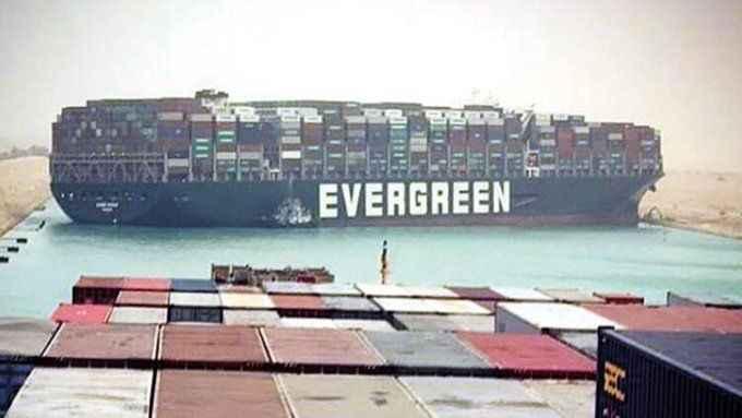 Süveyş Kanalı'nı tıkamıştı! Dev gemide yeni gelişme