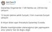 Şamil Tayyar'dan AKP Genel Başkan Yardımcısı'na sert tepki!