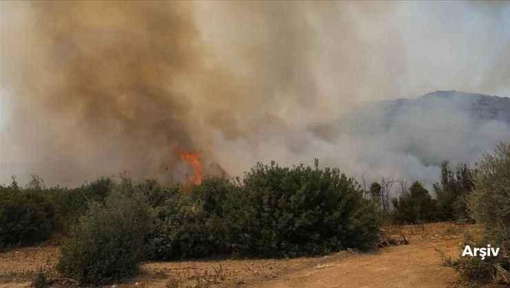 Antalya'da bir yangın daha! Hızla büyüyor...