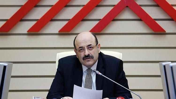 Prof. Dr. Yekta Saraç, Cumhurbaşkanı Başdanışmanlığı'na atandı