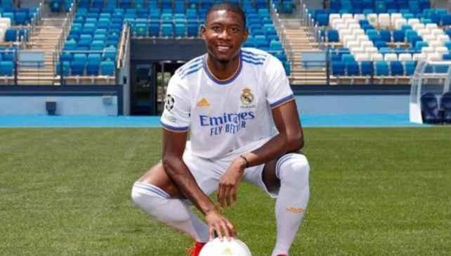 Alaba'nın Real Madrid'den alacağı maaş dudak uçuklatıyor