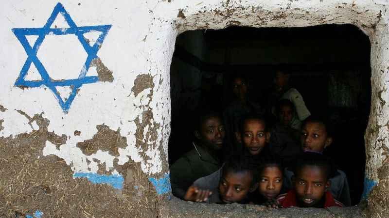 Namibya'dan Siyonist İsrail'e itiraz! Afrika'dan uzak durun