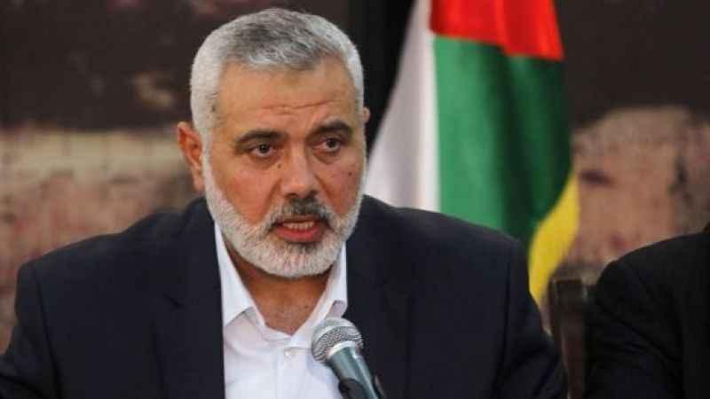 İsmail Haniye'den Afrika Birliği'ne Siyonist İsrail tepkisi