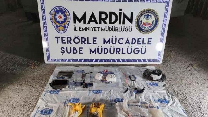 Mardin'de eylem hazırlığındaki PKK/KCK'lı terörist yakalandı!