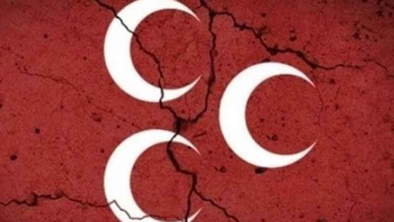 MHP'de kriz derinleşiyor... İlçe başkanları istifa etmeye başladı
