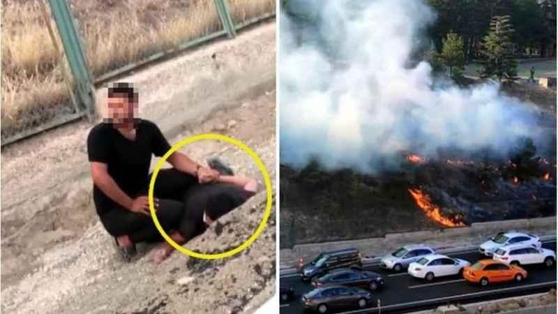 Savcılık duyurdu... Yangında terör bağlantısı tespit edilemedi