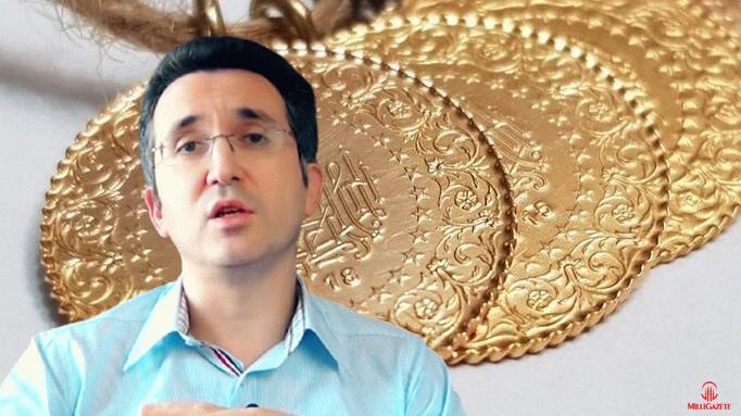 Tunç Şatıroğlu'ndan gram altın analizi...  Altın fiyatları güçlenecek