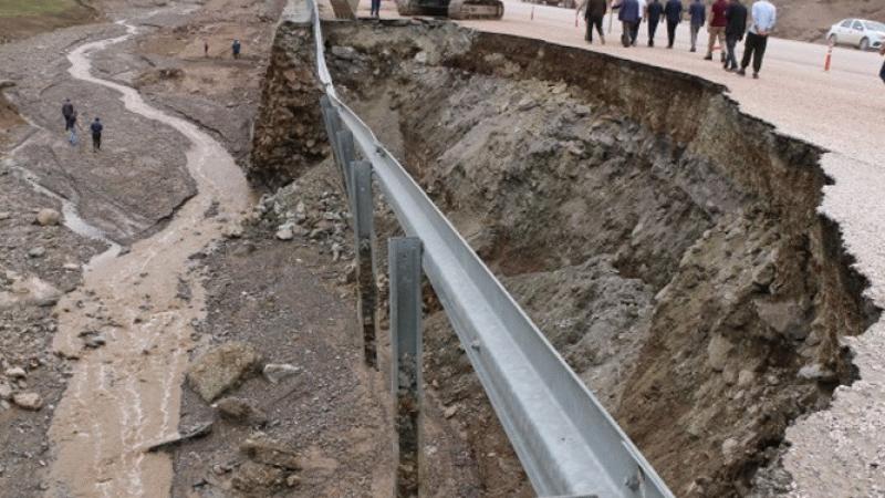 Van Başkale'de sel felaketi: Ne yardım geldi ne soran oldu