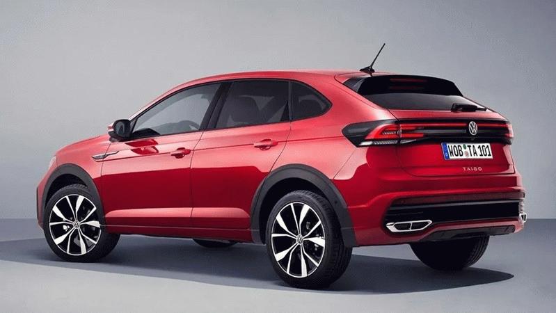 Volkswagen'in yeni otomobili Taigo ortaya çıktı! İşte özellikleri...