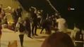 Mekanda çıkan kavgada çalışanlar müşterileri döverek denize attı