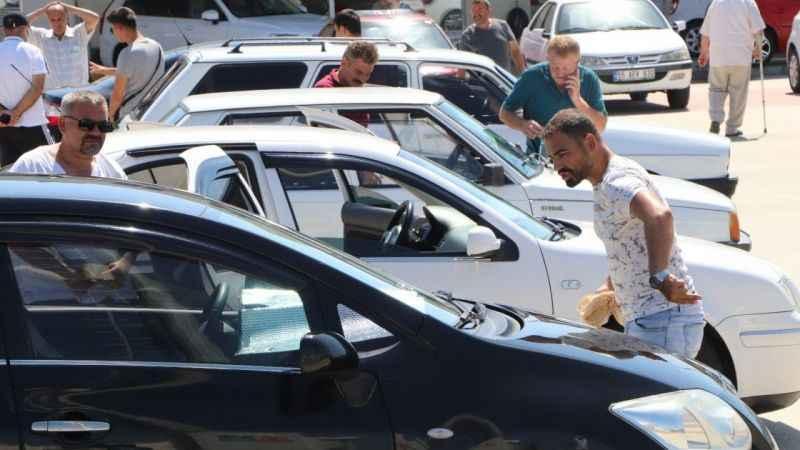 İkinci el oto pazarı yanıyor! 50 bin liranın altında araç yok