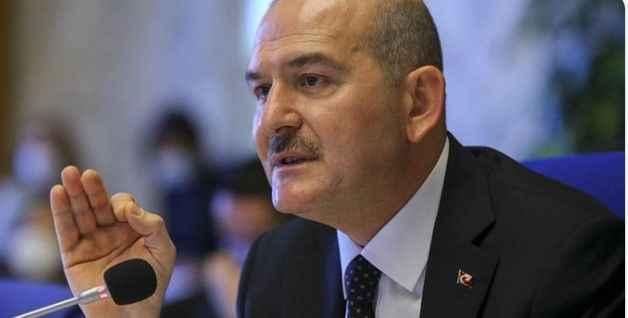 Bakan Soylu'dan Konya'da 7 kişinin öldürülmesi hakkında açıklama