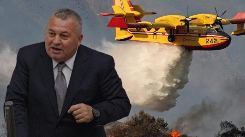 Cemal Enginyurt'tan THK'ye uçak tepkisi: Devleti 19 yıldır...