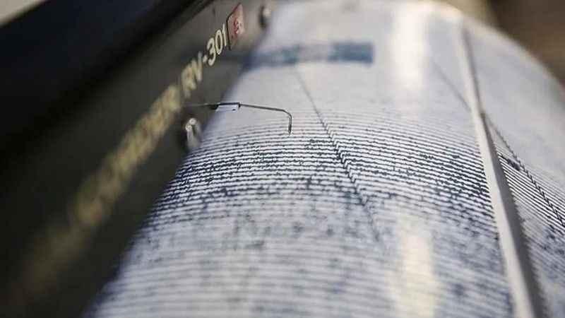 Muğla Datça açıklarında korkutan deprem