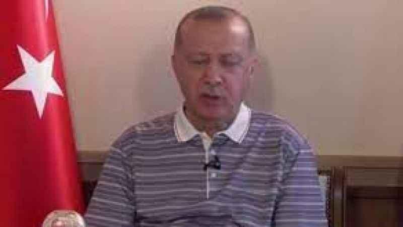 Erdoğan'ın uyuyakaldığı video mizansen mi? Dikkat çeken köşe yazısı