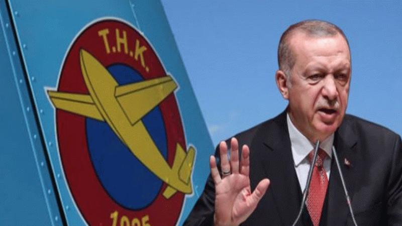 Erdoğan yerden yere vurduğu THK'nın onursal genel başkanı çıktı!