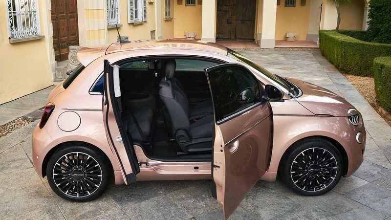 """Fiat 500, Green NCAP'den """"5 yıldızı"""" kaptı!"""