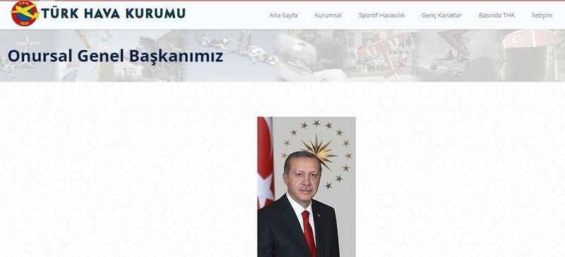 'Filosunu yenileyememiş' demişti! İşte Erdoğan'ın THK'daki görevi...