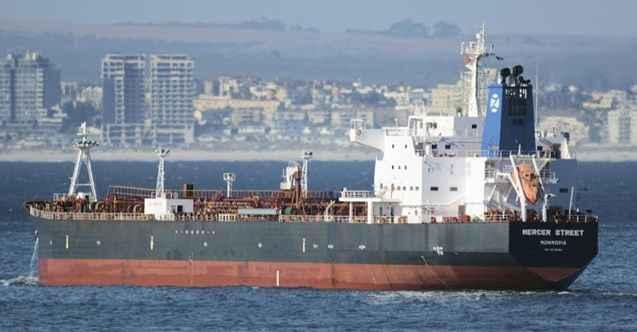 İsrail, gemisine yapılan saldırıdan İran'ı sorumlu tuttu