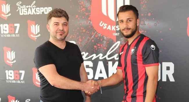 Beşiktaşlı oyuncu Uşakspor'da