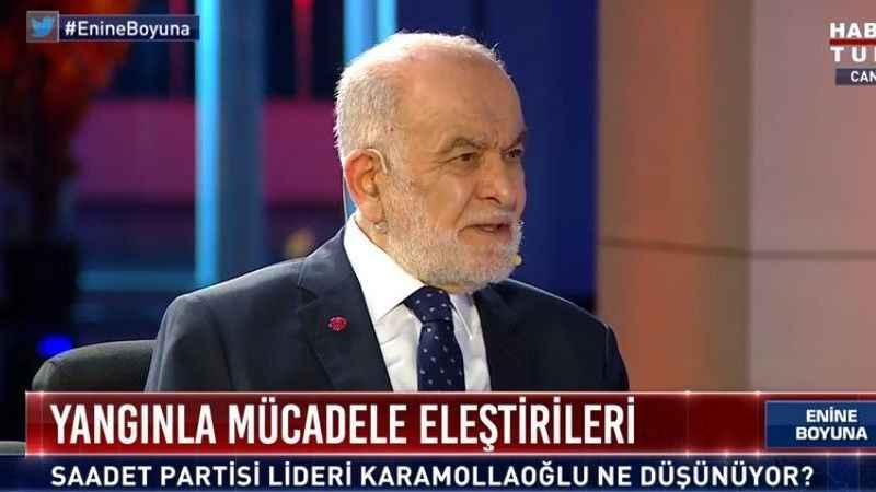 Karamollaoğlu: Kanal İstanbul'a milyarlar; vatandaşa İBAN numarası!