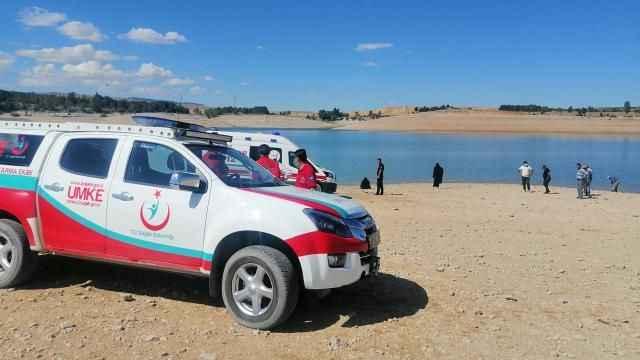 Kayseri'de baraja giren 3 Doğu Türkistanlı kayboldu!
