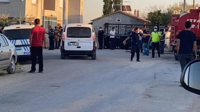 Konya'da 7 kişinin öldürüldüğü saldırıda 10 gözaltı!