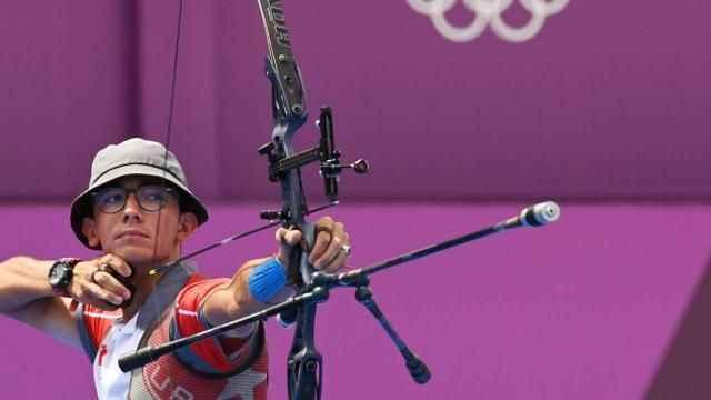 Olimpiyat Şampiyonu Mete Gazoz'un 2016'da yaptığı paylaşımı olay oldu