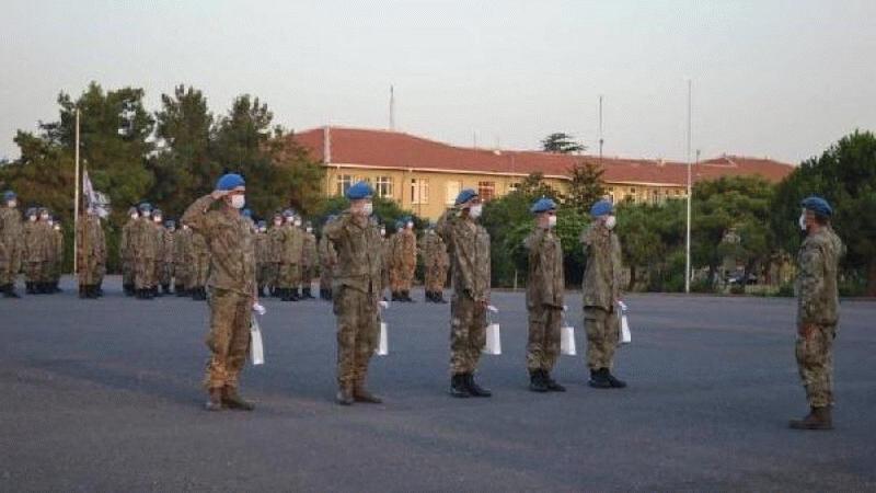 MSB duyurdu! Yangın çıkaranları yakalayan askerler ödüllendirildi