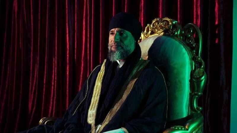Kaddafi'nin oğlu ilk kez ortaya çıktı! Erdoğan ile ne konuştu?