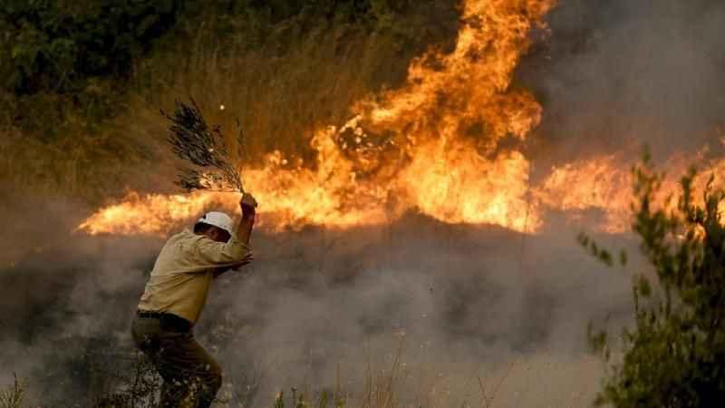 A Haber: Türkiye yangınlara hızlı müdahalesi ile dikkat çekiyor