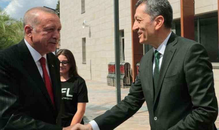 Ziya Selçuk istifa etti, Erdoğan kabul etti! Yerine 2 aday var