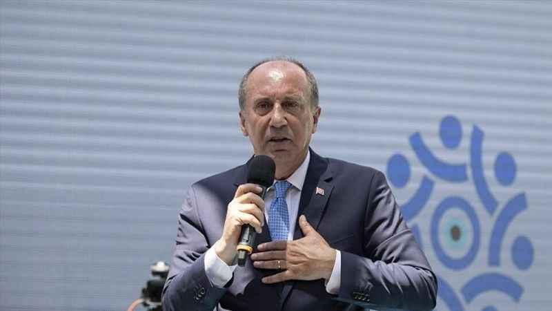 İnce'den Erdoğan'a sert sözler: Türk hekimlerine havale ediyorum