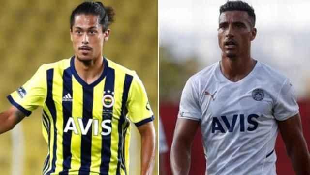 Fenerbahçe'de Dirar ve Lemos'la yollar ayrılıyor