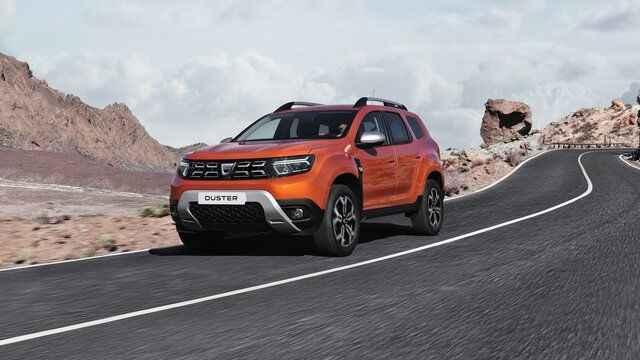 Araba almak isteyenler dikkat! 2021 Dacia Duster fiyatları açıklandı