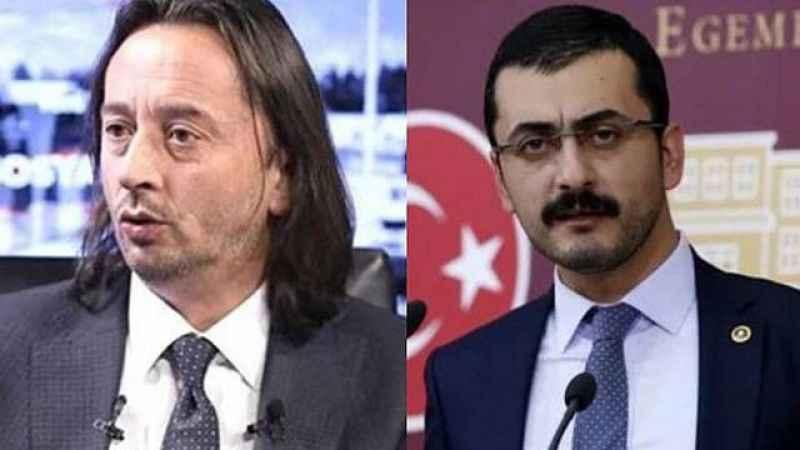 AKP'li Karagül'e CHP'den 'Allah gani gani belanı versin' tepkisi