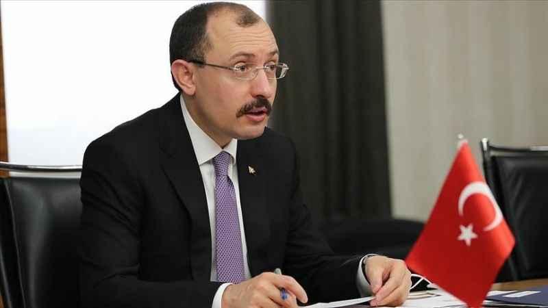 Ticaret Bakanı Mehmet Muş dış ticaret rakamlarını açıkladı!